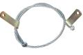 Специальные гибкие заземляющие проводники типа ЗП-1М и ЗП-2М