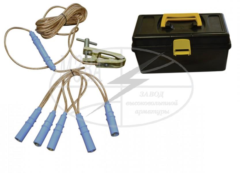 Устройства для  закорачивания и заземления UZMK