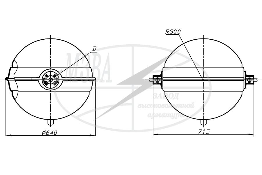Устройства маркерного  типа авиационное светящееся СМБ-01