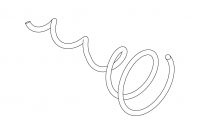 Устройства защиты птиц спиральное маркерного типа МС