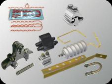 Специальная линейная арматура и устройства грозозащиты для ВЛЗ 6-35 кВ